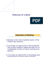 Features of an Islamic Bank