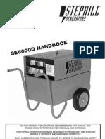 SE6000D Handbook Issue 3