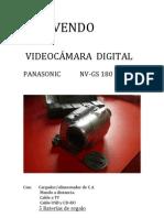 Vendo Camara