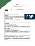 ANEXO 4 Ficha psicoped de percepción docentes