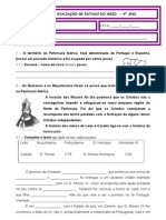 Ficha de História-4ºano