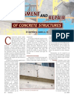 Defects in Concrete
