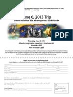 June 6th Full Day Trip