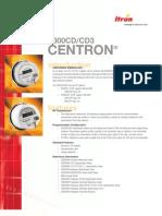 Itron Centron Poly Phase