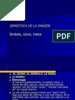 SEMIOTICA DE LA IMAGEN-SÍMBOLO-ÍCONO-ÍNDICE