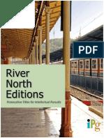Spring Q1 2012 River North Editions Catalog