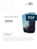 Oman Business Guide