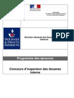 Dgddi Inspecteur p Int