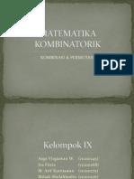Matematika Kombinatorik