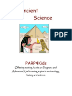 Ancient Science PDF Edit