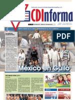 CDInforma, número 2606, 10 de siván de 5773, México D.F. a 19 de mayo de 2013