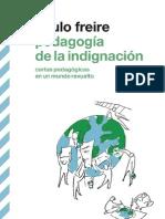 Paulo Freire - Pedagogía de Indignación