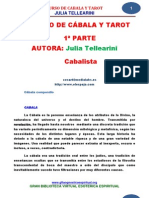 11 23 Curso de Cabala Y Tarot Tellearini Julia Www.gftaognosticaespiritual.org