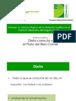 Dieta Correcta y Plato Del Buen Comer