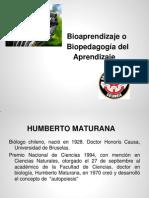 Presentación Bioaprendizaje