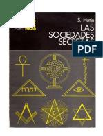 Las sociedades secretas - Serge Hutin.pdf