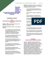 RA 3844 Agricultural Land Reform Code
