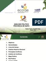 Analsis Político Napo Enero 2013.pdf