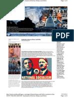 A Comparison Between Obama & Hitler
