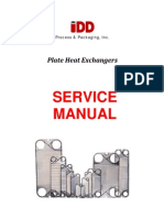 Plate Heat Exchanger Manual