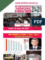 PPxR Multianual 2014_2016 SAYLLA Public_pptx
