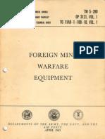 TM 5-280 1963 - Foreign Mine Warfare Equipment
