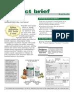 OPTIFLORA PREBOTIC & PROBIOTIC COMPLEX