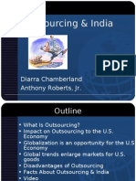 Outsourcing & India