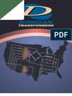 Catalogo Transformadores DONGAN USA