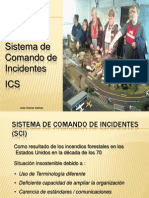 Sistema de Comando de Incidentes 2011 Srt