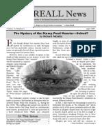The REALL News - April 2007