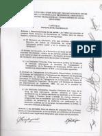 Pacto Colectivo 2013
