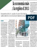 Crecimiento Economia Peru