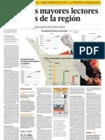 EL Negocio de Diarios en Peru