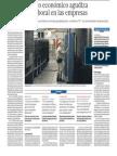 Empleo y Crecimiento Economia Peru