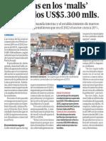 Inversiones Centro Comerciales Peru