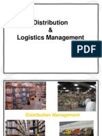 Distribution & Logistcs
