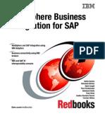 WebSphere Business Integration for SAP