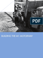 Building the M1 Motorway