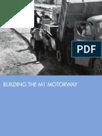 Building the M1 Motorway