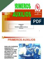 11 PRIMEROS AUXILIOS