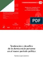 Tendencias y Desafios de La Democracia Peruana