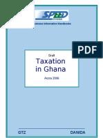 Taxation in Ghana
