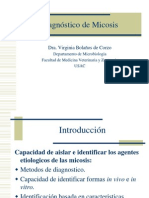 Diagnostico de Micosis