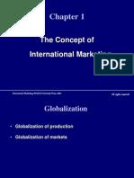 1. Concept International Marketing