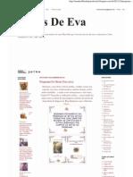 Filhas de Eva_ Programa de Metas Para 2012
