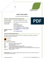 Msds- Filler Coating Type f(Ed) 6-04-2012