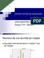 Www.aseonline.ro SPSS Proiect Prezentare PPT (1)