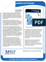 PC Charge Software