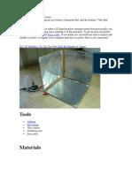 3D Capacitive Position Sensor